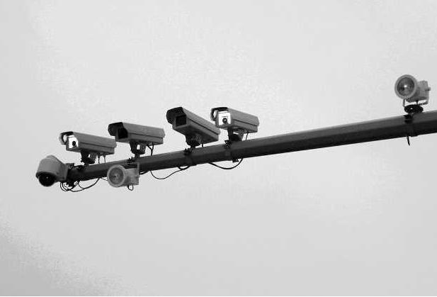 电子警察监控系列